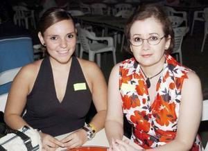 <b>18  de junio </b><p> Silvia y Wendolyne
