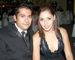 Benjamín Reynoso y Blanca de Reynoso.