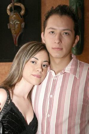 Keila Jalife y Raúl Castillo.