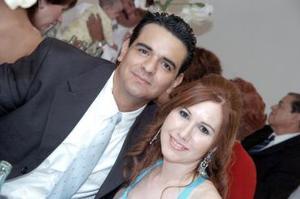 Mario Ulloa y Carmen Luna