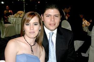 Ángela García de Alba y Mario García