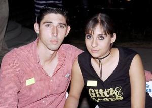 Sergio Félix y Susana Villanueva.