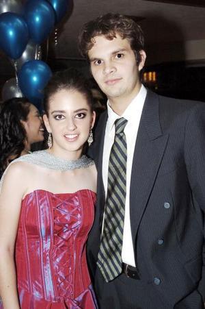 María Cecilia Valenzuela y Gerardo Guerrero.