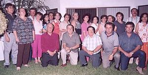 <b>24 de  junio</b><p> Patricia Sepúlveda de Díaz festejó su cumpleaños, con un agradable convivio al que asistieron múñtiples familiares y amigos para felicitarla y llevarle algunos obsequios.