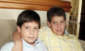 Francisco y Alberto Celis.