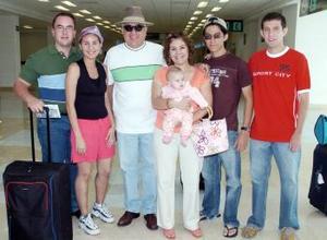 <b>23 de junio</b><p> Rafael, César, Christian y Carlos viajaron  a Querétaro, los despidieron  Lizeth y Laura