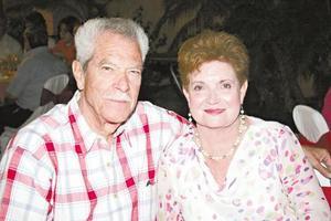 Alejandro y Josefina Pérez de la Vega