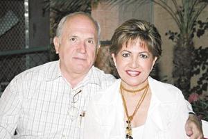 José Cárdenas Ortiz y Alicia E. de Cárdenas