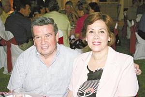 Horacio Aranda y Esperanza V. de Aranda