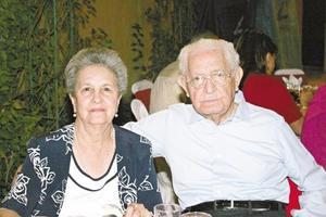 Martha y Francisco Ledesma