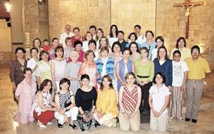 <I>Termina el ciclo</I><P>Catequistas de San Pedro Apóstol