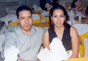 Héctor Alfredo Barro y Claudia Estrella Mijares Flores