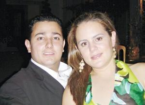 Julio Villalobos Díaz de León y Brenda Baille de Villalobos