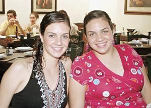 Paulina y Natalia Macías Grageda