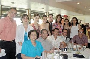 Familias Díaz Lozano, Rodríguez Díaz, Díaz Batarse y Díaz Pérez