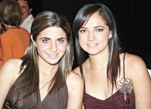 Alejandra Batarse y Ana Rosa Pérez