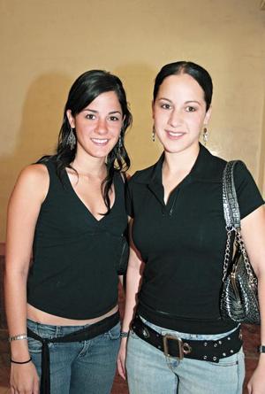 Maria José y Ana Cristina Jiménez Muñoz