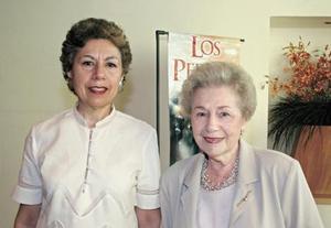 Pilar de López y Pilar López