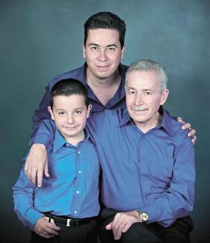 Fernando Rendón Robles, Fernando Rendón Aguilera y Fernando Rendón Arce.