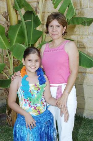 Marieli Pámanes Hernández celebró su cumpleaños con una alegre fiesta.