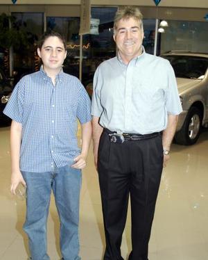 Néstor Hernández y Néstor Hernández Ramírez.