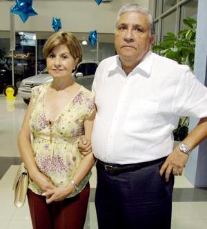 Mimo de Safa y Alejandro Safa..