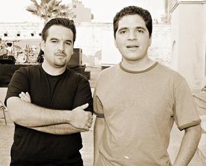 Marco Antonio Zepeda y Miguel Morales.