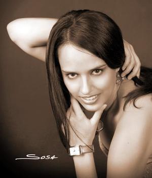 Srita. Sofía Abusaid Barrera celebró su cumpleaños.