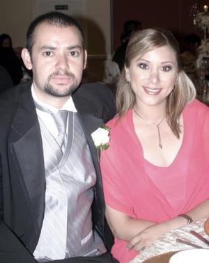 Dr. Roberto Castro Ramírez e Ing. Luz María Galindo de Castro.