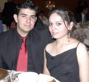 Jorge Astorga Dena y Rosa Alicia Hidrogo.