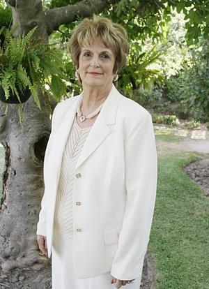 En la residencia de la señora Hilda Kawas de Zarzar, se le ofreció un convivio con motivo de su cumpleaños.