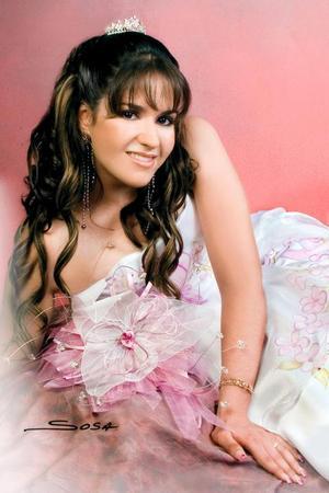 Srita. Valeria Ortiz Escobedo festejó sus quince años
