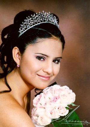 Srita. Gabriela Ileana Torres Ramírez celebró sus quince años de vida el 06 de agosto de 2005