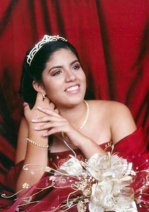 Srita. Paulina Alejandra Narváez Rivas celebró sus quince años de vida con una misa de acción de gracias en la parroquia de la Virgen del Carmen el pasado diez de septiembre.