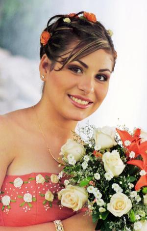 Srita. Orelie Marisol Álvarez festejó sus quince años de vida.
