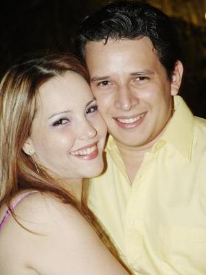 Brenda Cecilia Anaya Arratia y Gustavo Herrera Martínez.