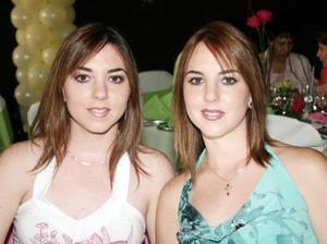 Susana Garza García y Sofía Garza de Marcos