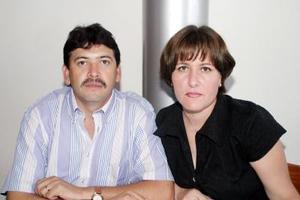 Martín Guerra Hernández y Flor de Guerra.