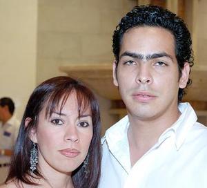 Emilio Padilla y Adriana de Padilla
