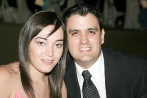 Rocío y Jorge Nieto.