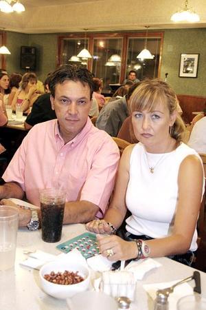 Jorge Villarreal e Ilse de Villarreal.