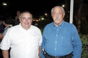 José Díaz Couder y Andrés Ramos.