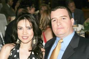 Gilda Casale y Manolo Miñarro.