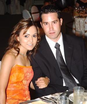 Daniela Vega Ceniceros y Luis Felipe Rodríguez Wolff.