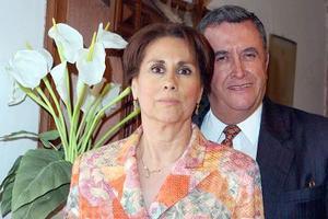 Héctor Valdés Romo y Conchita Gutiérrez de Valdés.