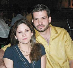 Mary de Ramos y Miguel Ramos