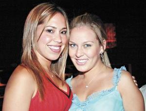 Ana Barranco y Mariana de la Garza