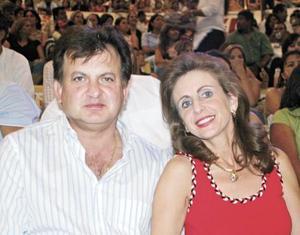 Jack Keller y Sra.