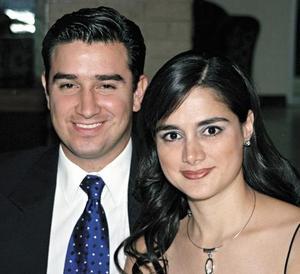 Guillermo Mesta Alonso y Alejandra Jaik de Mesta