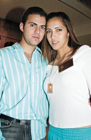 Gustavo de la Garza y Rosario Salas Murra